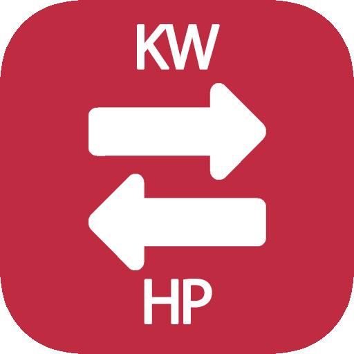 KW a HP
