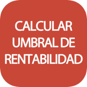 Calcular umbral de rentabilidad
