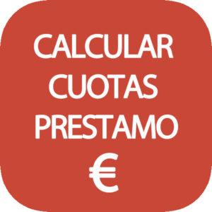 Calculadora de cuotas de un préstamo
