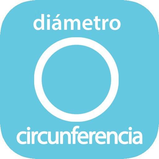 Calcular diámetro circunferencia