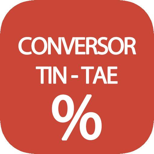 Conversor TIN - TAE en Excel