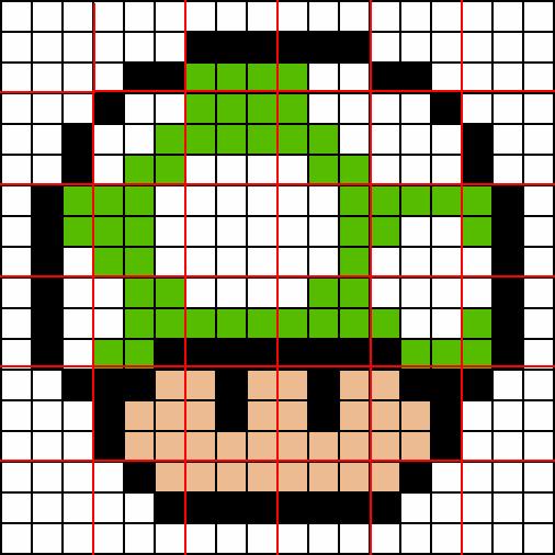 Foto para medir píxeles