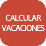 Calculadora de vacaciones en España