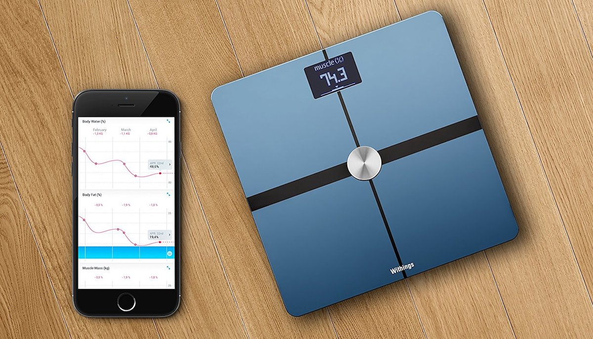 Báscula de baño Withings Body