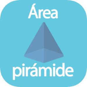 Calculadora Área pirámide