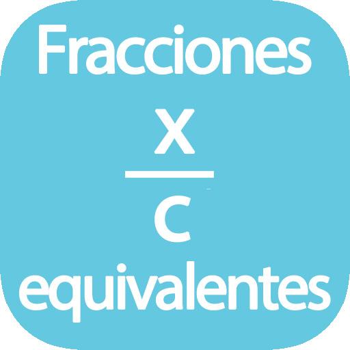 Calculadora de fracciones equivalentes