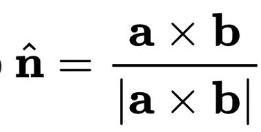 Fórmula del vector unitario
