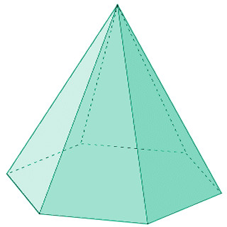 Pirámide hexagonal