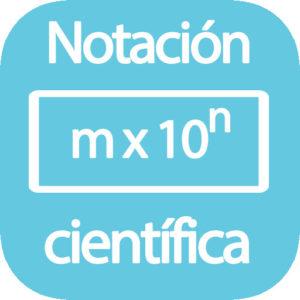 Calculadora de notación científica