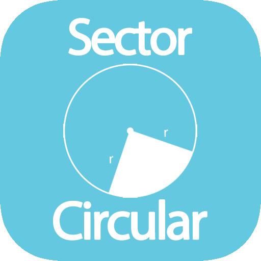 Calculadora sector circular