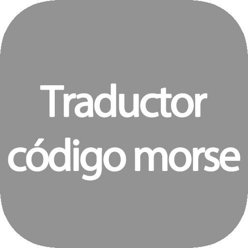 Traductor código morse