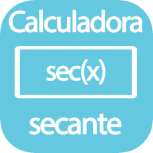 Calculadora secante online