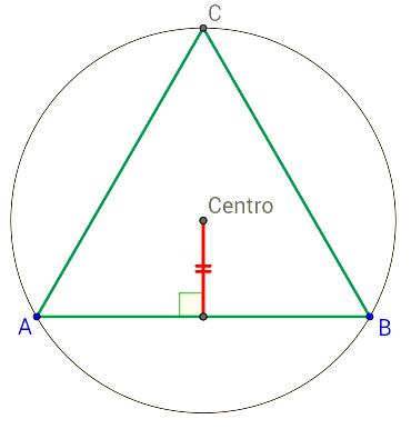 Apotema triángulo