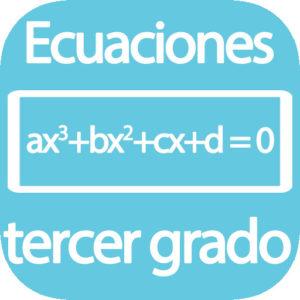 Calculadora ecuaciones de tercer grado online