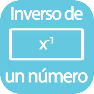 Calculadora inverso de un número