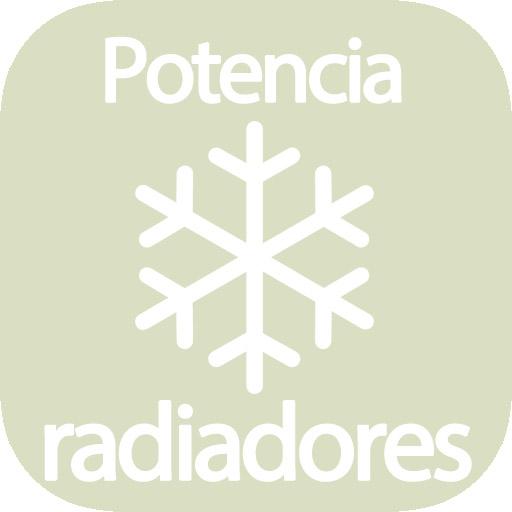 Potencia radiadores